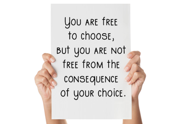 muursticker you are free to choose
