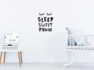 naamsticker sleep sweet